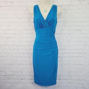 Lauren RL Bodycon Cocktail Dress